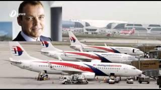 Malaysia Airlines MAS Umum Persaraan Pengarah Komersial, Dr Hugh Dunleavy