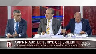 AKP'nin çelişkileri -Türkiye Nereye 14 Nisan 2018 - Ümit Özdağ - Öztürk Yılmaz 1. Bölüm
