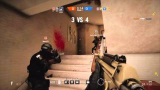 Rainbow Six: Siege (Getting Sodas)