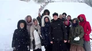 Трейлер паломнической поездки.22-25 2018 Луганск
