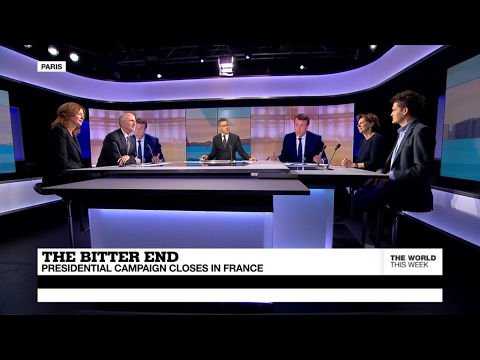 The Bitter End: Presidential campaign closes in France (part 1)