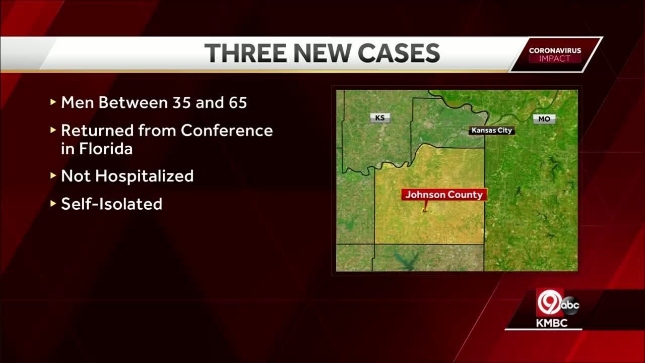 3 more possible cases of COVID-19 identified in Johnson County ...