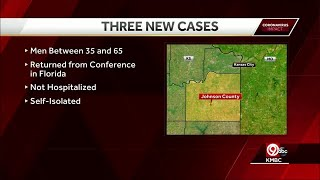 3 more possible cases of covid-19 identified in johnson county