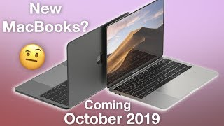 More MacBooks coming already?