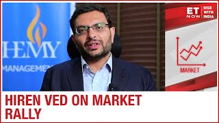 Has the rally gone too far? | Hiren Ved To ET NOW