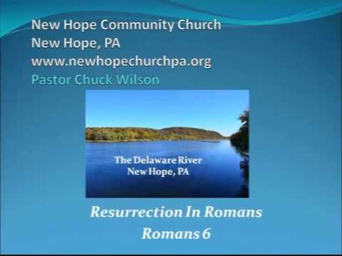 Resurrection In Romans - March 27, 2016