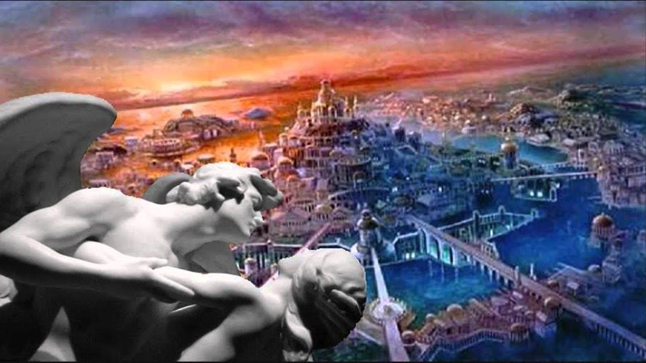 Atlantis, Fallen Angels, and Archaic DNA - ROBERT SEPEHR