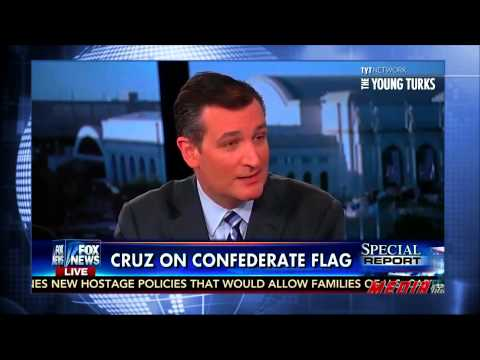 "Ted Cruz Thinks ""Northern Agitators"" Should Stay Out of South Carolina"