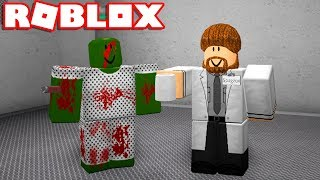 I'm a MAD SCIENTIST and INFECTED PEOPLE in ROBLOX Ro-Bio 2 → 🎮
