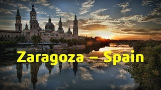 Best Travel videos – HD Quality – The City - Me with my friends–Zaragoza, Spain–(4of4)
