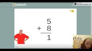 xtra math watch if bored