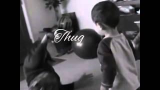 BestVine - When a Thug gets a new sword! #ThugLife