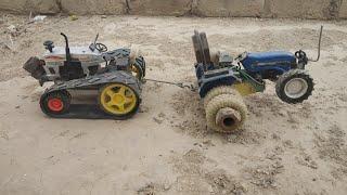 Sonalika vs Eicher Tractor Tochan