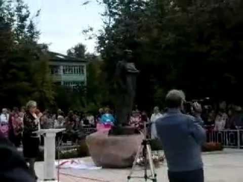 г.Кувшиново.Открытие памятника 2012-09-15-15-00-10.wmv
