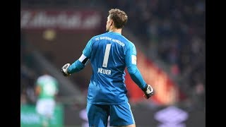 Manuel Neuer | His Best Saves / Amazing moments 2014 - 18  HD