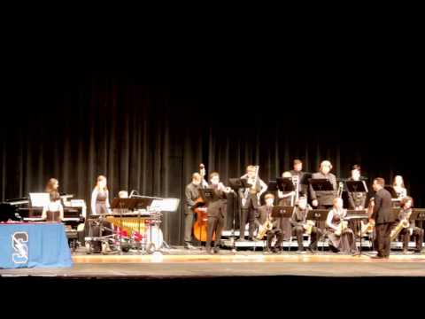 """Upper Manhattan Medical Group"" 2016 Upper Moreland Jazz Ensemble (Championships At CB South)"