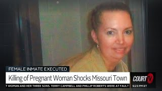First Woman Executed in 70 Years for Killing a Pregnant Woman | COURT TV