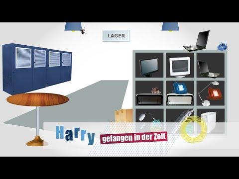 Learn German (A1-B1) | HARRY – Gefangen In Der Zeit| Episode 33