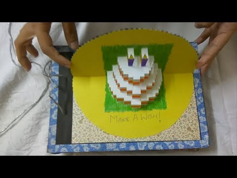 DIY - BIRTHDAY SCRAPBOOK   Scrapbook Ideas   Handmade Scrapbook   22 Greeting Cards