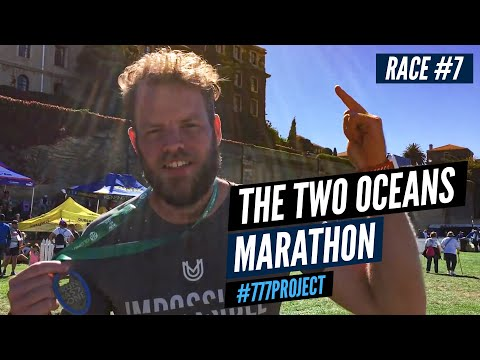 Race #7 - The Two Oceans Marathon | #777Project