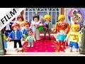 Film Playmobil - Mariage de la maîtresse  M  Chillig se marie avec Mme  Nombre  Famille Brie