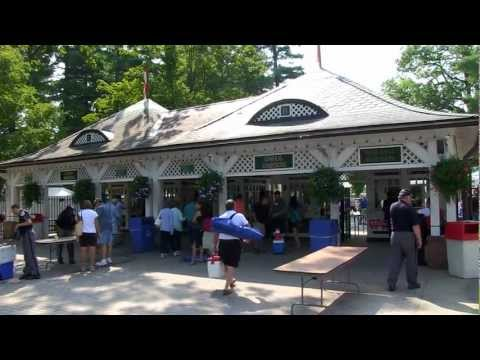 The Saratoga RaceTrack Experience with Tom Durkin