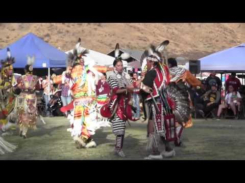 SWEETHEARTS Prelims Group 2 San Manuel Powwow 2016