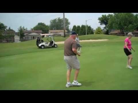 Stroke Survivors' Golf League Helps Patients Get Back Into the Swing of Things