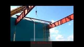 Стройка в Мытищах(Как мы строим, 2 месяца стройки в Мытищах. Заканчиваем монтаж металлоконструкций http://klyshko.ru/strojka-v-mytishhah/, 2015-06-28T09:34:17.000Z)