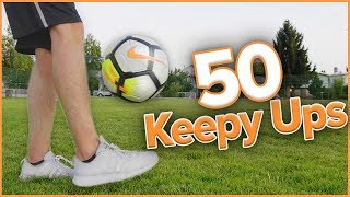 Learn to Juggle a Soccer Ball