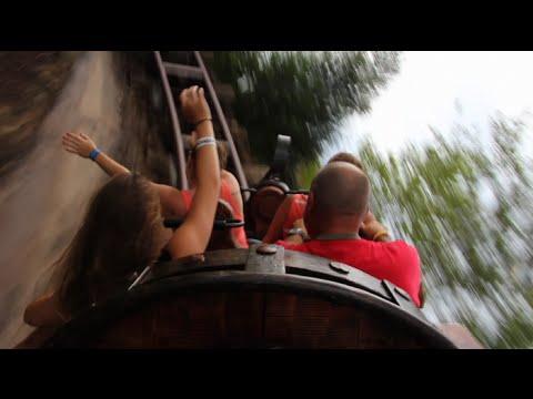 Seven Dwarfs Mine Train Full Ride POV - Magic Kingdom - Walt Disney World