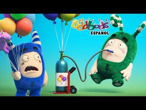 Englobados - Oddbods | Caricaturas Graciosas Para Niños