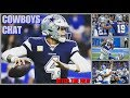 AFTER THE FILM: Week 11 Breakdown vs Lions; Injuries! Why Is Dak Up & Zeke Down? *VICTORY MONDAY!!!*