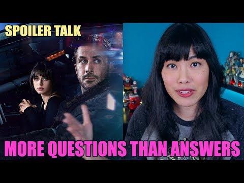 Blade Runner 2049   Spoiler Talk