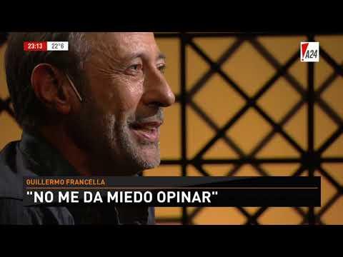 LNE   LUIS NOVARESIO ENTREVISTA - GUILLERMO FRANCELLA