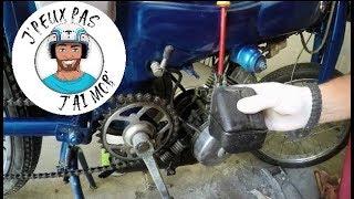Mobylette - Démonter et nettoyer son carburateur