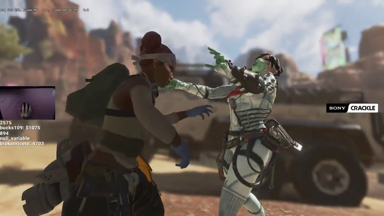 Apex Legends Funny Moments and Gameplays - Destiney makes lilypichu cry!!