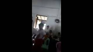 Myanmar Nurse Dancing with Gangnam Style