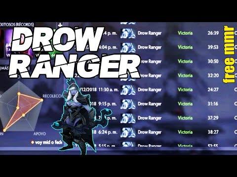 Drow Ranger NUEVO META 7.20e
