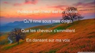 Alexandre Poulin | Comme des enfants en cavale | Paroles