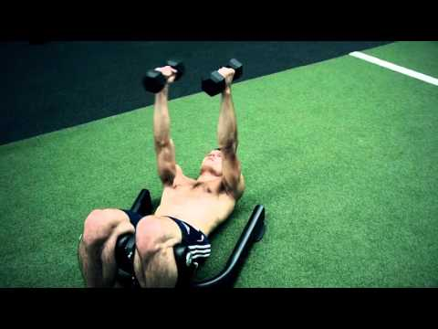 New X3S Bench triples the intensity of the classic sit-up: Stretching Out