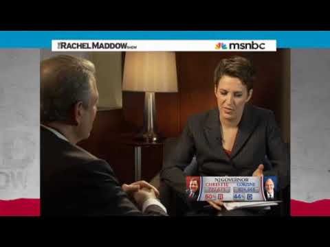 Rachel Maddow-Al Gore on Joe Lieberman