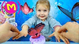 Ⓜ Бабочка машет крылышками как живая. Игрушка играем c Марго / Little Live Pets Butterfly toy Ⓜ(В этом выпуске- Марго откроет замечательную игрушку бабочку. Бабочка машет крылышками ,как живая. Тем самым..., 2016-02-06T10:05:55.000Z)