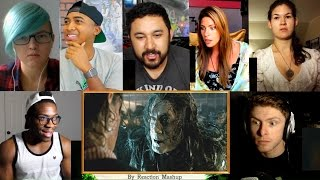 Pirates of the Caribbean 5: Dead Men Tell No Tales Teaser Trailer 2017 Reaction Mashup