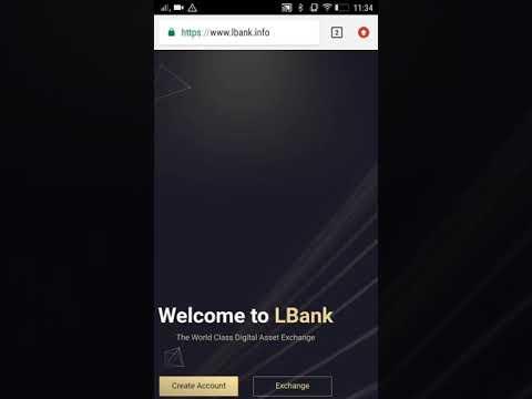 Обзор биржы Lbank