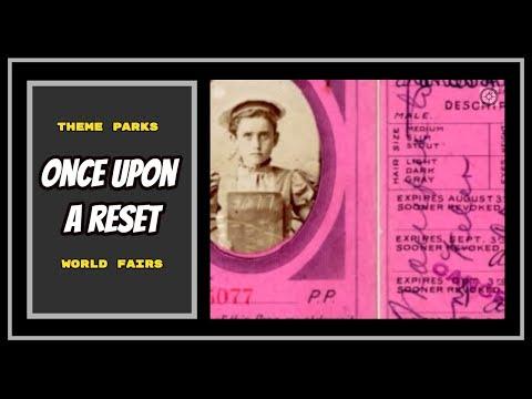 Reset Passport (False History Revealed)