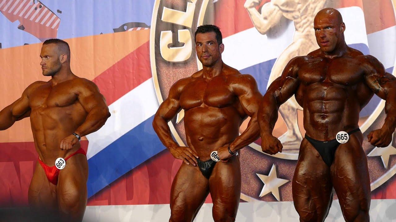 Markus Hoppe, Miguel Cerezo, Morgan Aste - 2nd Round