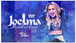 DVD JOELMA MINHAS LIVES( COMPLETO)
