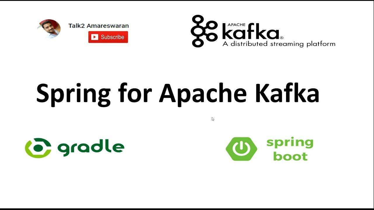 Spring for Apache Kafka | Spring Boot | Kafka Template | Kafka Listener