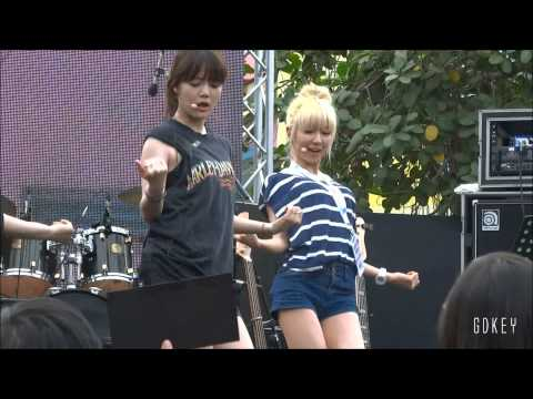 130524 Music Matters Rehearsals - AOA Get Out